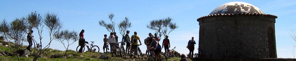 Ciclismo e trekking a Capri con Legambiente